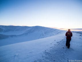 Hverfjall winter hike with Geo Travel-6