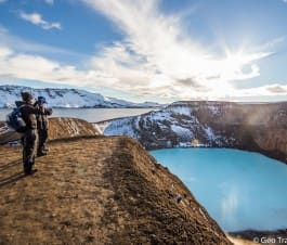 Day tour to Askja Caldera