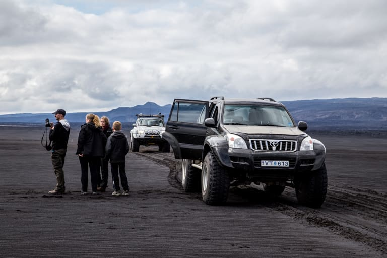 Private Geology tour to Askja Caldera