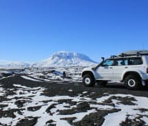Privat Tour to Askja Caldera with local guide from Mývatn a grate day tour in North Iceland