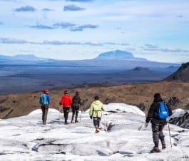 Glacier Hiking in Kverkfjöll