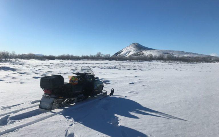 Myvatn Snowmobile tour Iceland